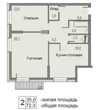 ЖК Бульвар Матроса Железняка 11
